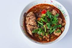Τρόφιμα της Ταϊλάνδης Στοκ Εικόνα