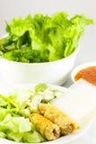 Τρόφιμα του Βιετνάμ Στοκ Εικόνες