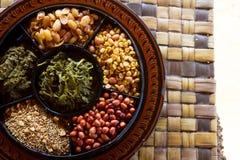 Τρόφιμα του Μιανμάρ Στοκ φωτογραφίες με δικαίωμα ελεύθερης χρήσης