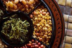 Τρόφιμα του Μιανμάρ Στοκ Εικόνα