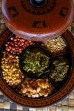 Τρόφιμα του Μιανμάρ Στοκ Εικόνες