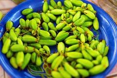 τρόφιμα υγιή Οργανικό Bilimbi (Averrhoa, Sorrel δέντρων, Taling Π Στοκ εικόνα με δικαίωμα ελεύθερης χρήσης