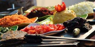 Τρόφιμα φεστιβάλ Ινδία Στοκ εικόνα με δικαίωμα ελεύθερης χρήσης