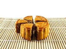 Τρόφιμα φεστιβάλ κέικ φεγγαριών φθινοπώρου Στοκ εικόνα με δικαίωμα ελεύθερης χρήσης