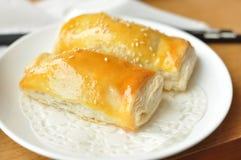 Τρόφιμα ύφους του Χογκ Κογκ στοκ εικόνες