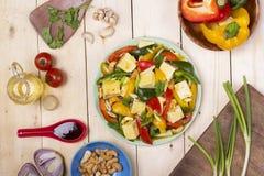 Τρόφιμα Asisan Στοκ Εικόνες