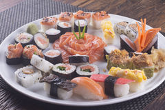 τρόφιμα japonese Στοκ φωτογραφία με δικαίωμα ελεύθερης χρήσης