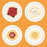 Τρόφιμα set3 Απεικόνιση αποθεμάτων