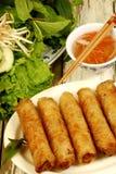 τρόφιμα vietnames Στοκ Εικόνες