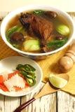 τρόφιμα vietnames Στοκ Φωτογραφίες