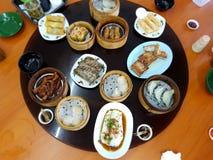 Τρόφιμο-αμυδρό ποσό Στοκ Φωτογραφίες