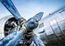 τρύγος αεροσκαφών Στοκ φωτογραφία με δικαίωμα ελεύθερης χρήσης