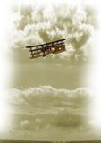 τρύγος αεροσκαφών στοκ εικόνα