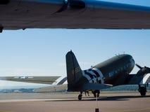 τρύγος αεροσκαφών Στοκ Εικόνες