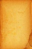 τρύγος απορρίματος εγγράφου Στοκ φωτογραφία με δικαίωμα ελεύθερης χρήσης