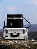 τρύγος αποσκευών στοκ φωτογραφίες με δικαίωμα ελεύθερης χρήσης