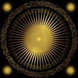 τρύγος αστεριών πλαισίων απεικόνιση αποθεμάτων