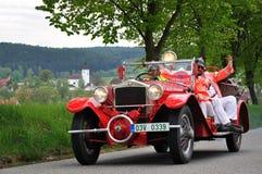 τρύγος αυτοκινήτων Στοκ εικόνα με δικαίωμα ελεύθερης χρήσης
