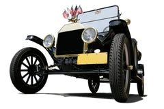 τρύγος αυτοκινήτων Στοκ εικόνες με δικαίωμα ελεύθερης χρήσης