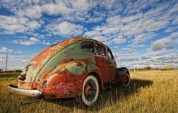 τρύγος αυτοκινήτων Στοκ Φωτογραφία