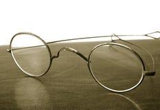 τρύγος γυαλιών Στοκ Εικόνα