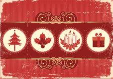τρύγος διακοπών Χριστου&g διανυσματική απεικόνιση