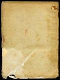 τρύγος εγγράφου Στοκ φωτογραφία με δικαίωμα ελεύθερης χρήσης