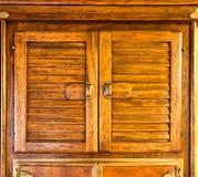 τρύγος επίπλων ξύλινος Στοκ φωτογραφία με δικαίωμα ελεύθερης χρήσης