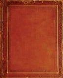τρύγος κάλυψης βιβλίων Στοκ φωτογραφία με δικαίωμα ελεύθερης χρήσης