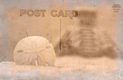 τρύγος καρτών ανασκόπησης Στοκ φωτογραφία με δικαίωμα ελεύθερης χρήσης
