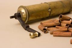 τρύγος καρυκευμάτων μύλ&omega Στοκ εικόνα με δικαίωμα ελεύθερης χρήσης