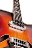 τρύγος κιθάρων Στοκ εικόνες με δικαίωμα ελεύθερης χρήσης