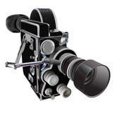 τρύγος κινηματογράφων φωτογραφικών μηχανών Στοκ φωτογραφία με δικαίωμα ελεύθερης χρήσης