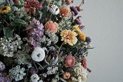 τρύγος λουλουδιών Στοκ Εικόνες
