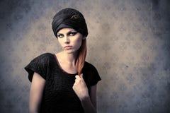 τρύγος μόδας Στοκ φωτογραφίες με δικαίωμα ελεύθερης χρήσης