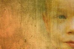 τρύγος παιδιών Στοκ φωτογραφίες με δικαίωμα ελεύθερης χρήσης