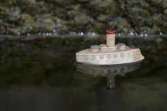 τρύγος παιχνιδιών βαρκών Στοκ Φωτογραφίες
