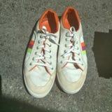 Τρύγος παπουτσιών της Gucci Στοκ φωτογραφία με δικαίωμα ελεύθερης χρήσης