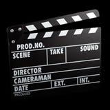 τρύγος πλακών ταινιών Στοκ εικόνα με δικαίωμα ελεύθερης χρήσης