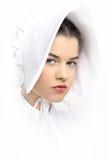 τρύγος πορτρέτου Στοκ εικόνες με δικαίωμα ελεύθερης χρήσης