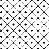 Τρύγος που κεραμώνει το άνευ ραφής σχέδιο με τις απλές γεωμετρικές μορφές Αφηρημένο υπόβαθρο φιαγμένο από μαύρη πλεονεξία ελέγχου ελεύθερη απεικόνιση δικαιώματος