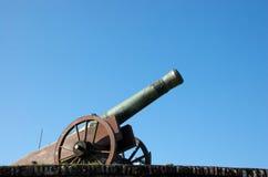 τρύγος πυροβόλων Στοκ εικόνα με δικαίωμα ελεύθερης χρήσης