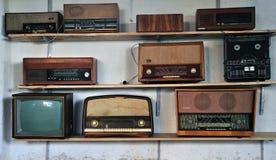 τρύγος ραδιοφώνων Στοκ εικόνα με δικαίωμα ελεύθερης χρήσης