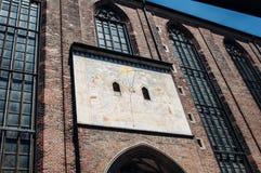 Τρύγος ρολογιών ήλιων Στοκ φωτογραφία με δικαίωμα ελεύθερης χρήσης