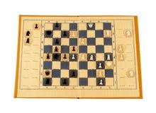 τρύγος σκακιού Στοκ φωτογραφία με δικαίωμα ελεύθερης χρήσης