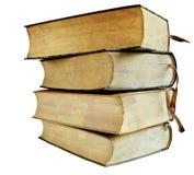 τρύγος στοιβών βιβλίων Στοκ Εικόνα