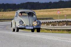 τρύγος συνάθροισης αυτοκινήτων Στοκ Φωτογραφία