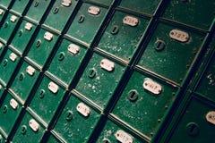 τρύγος ταχυδρομείου κι& Στοκ εικόνες με δικαίωμα ελεύθερης χρήσης