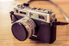 τρύγος φωτογραφικών μηχανών 35mm slr Στοκ φωτογραφίες με δικαίωμα ελεύθερης χρήσης