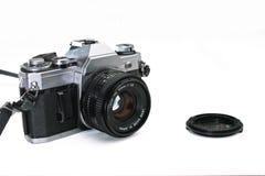 τρύγος φωτογραφικών μηχαν Στοκ Εικόνα